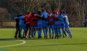 TSV Hardthausen gegen Sportfreunde Untergriesheim  2:4