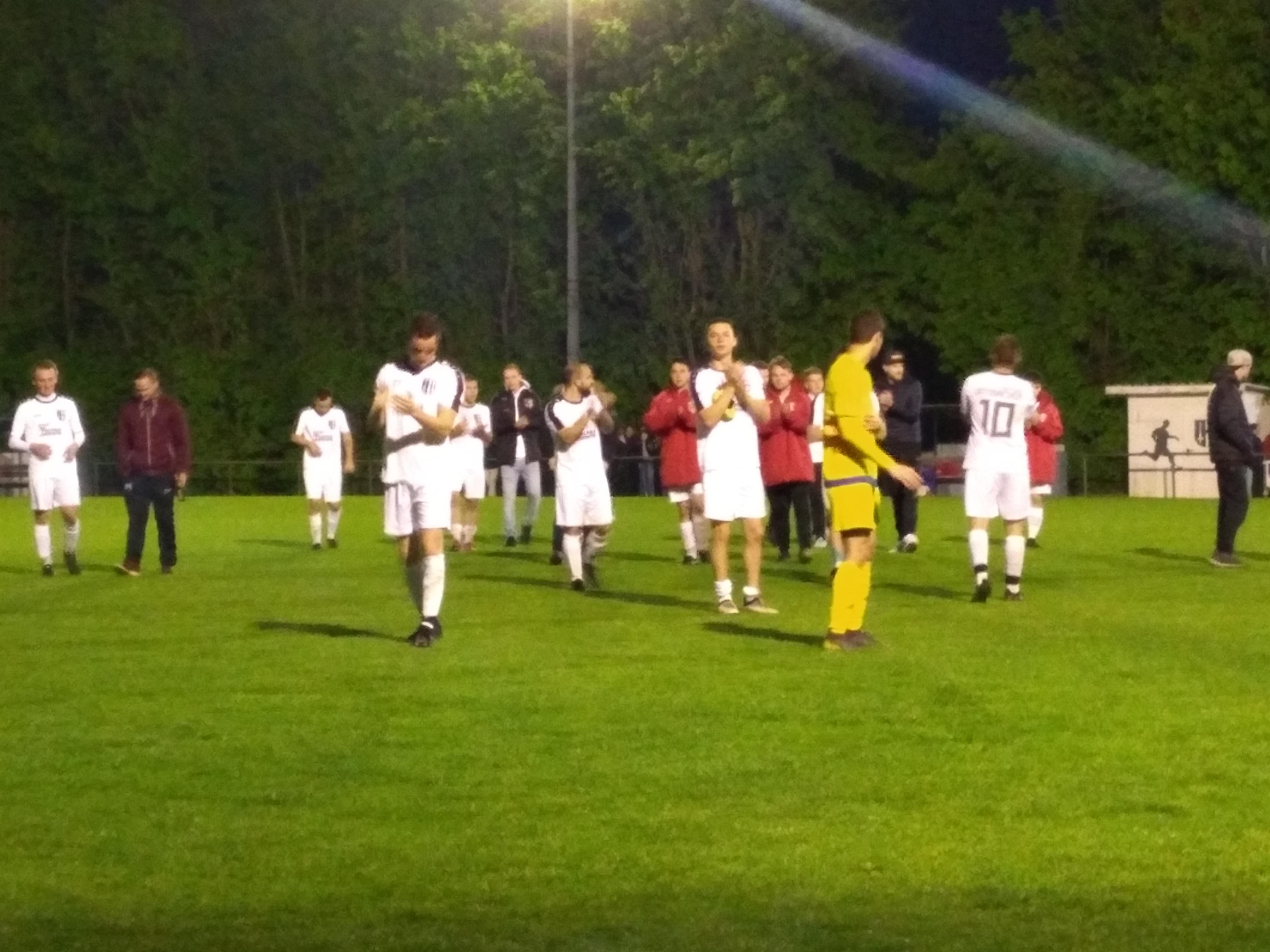 Sportfreunde Untergriesheim   –   SGM Massenbachhausen  4:1