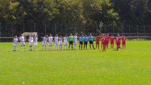 Testspiel gegen Aufsteiger SV Leingarten in Duttenberg