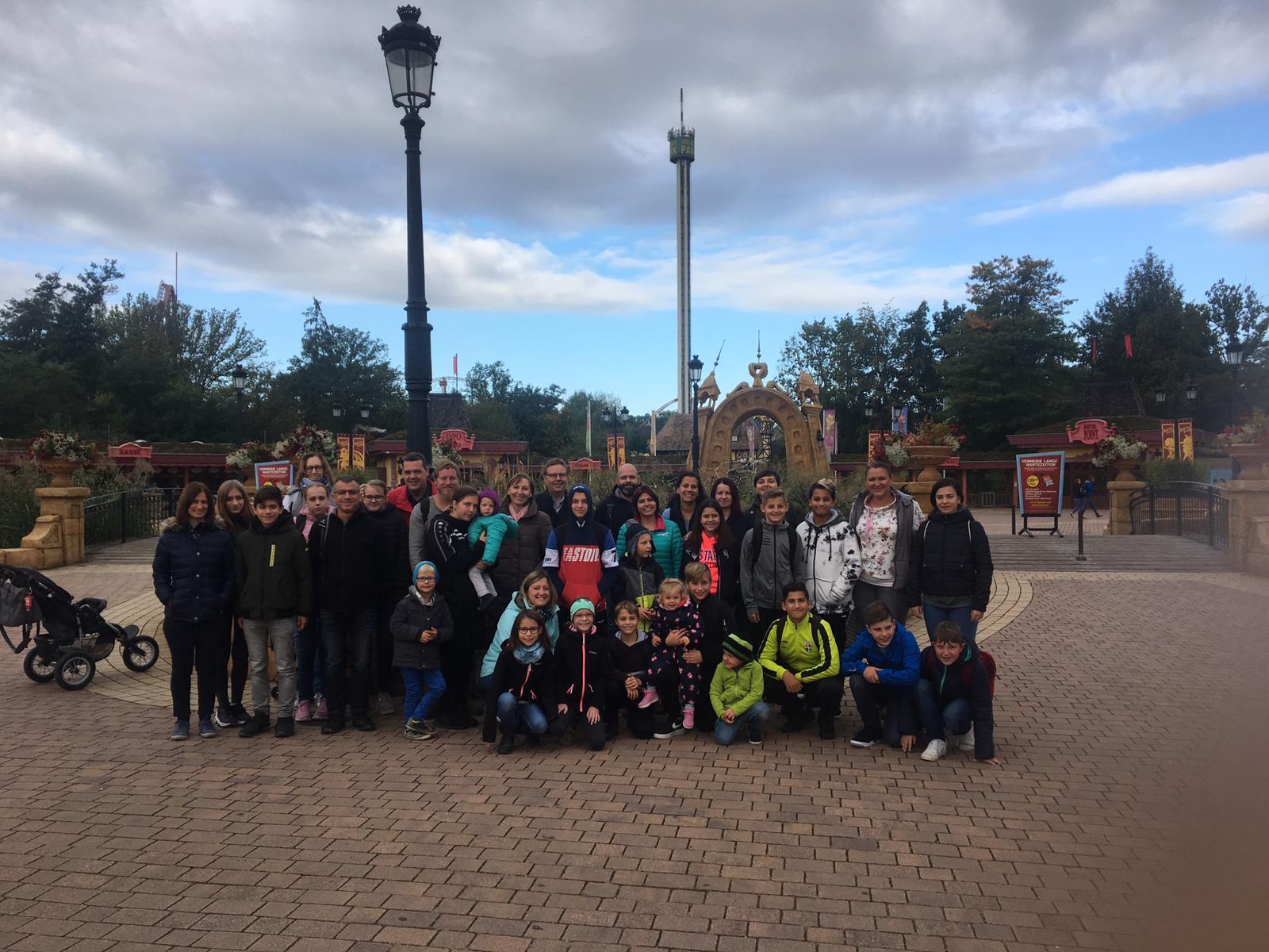 Ausflug zum Holiday Park nach Haßloch