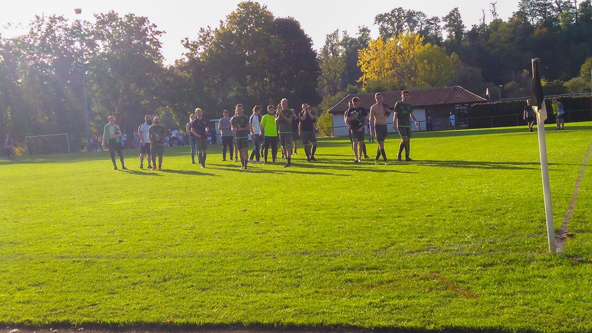 Sportfreunde Untergriesheim  – TSG Heilbronn  2:1