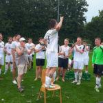 Saisonende Fußball zum 30.06.2020