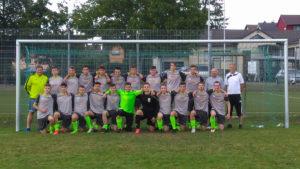 Vorbereitungsspiel A-Jugend vom 29.08.2020