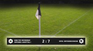 Vorbereitungsspiel A-Jugend vom 04.09.2020