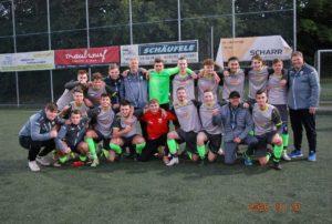 A-Jugend SGM HUTH Untergriesheim gelingt erster Sieg in der Landesstaffel
