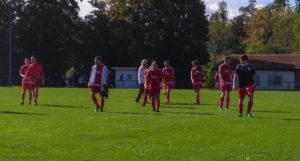 Die Sportfreunde II erobern die Tabellenspitze in der Kreisliga B2