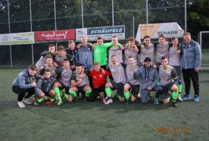 Rückblick: A-Junioren SGM H-U-T-H Landesstaffel Nord