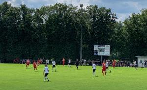 Read more about the article Trainingswochenende & erste Testspiele der Sportfreunde