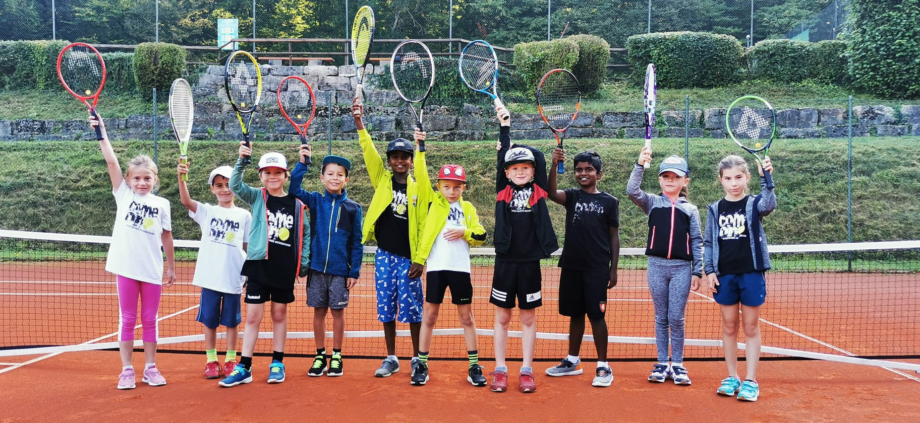 You are currently viewing Tenniscamp 2021