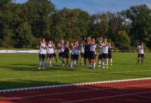 Read more about the article Erster Auswärtssieg überhaupt im Stadtderby – leider wieder keine Punkte für die Sportfreunde II