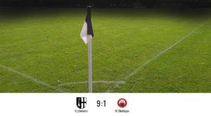 Read more about the article Torfestival beim Heimspiel der Sportfreunde!