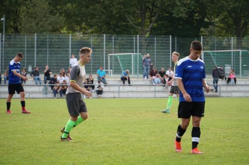 A-Junioren: Neckarsulmer Sport-Union - SGM HUTH 1:1 (1:1)