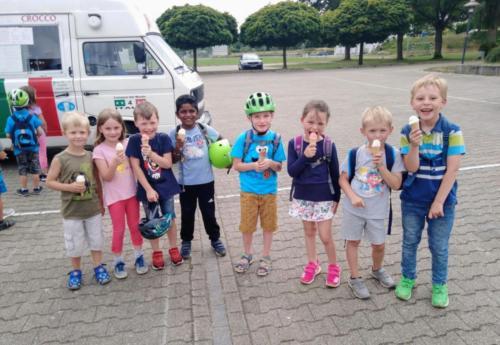 Ausflug Kinderturnen 10.07.2020